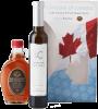 Taste of Canada Vidal Icewine VQA & Maple Syrup Gift Pack 200 ml