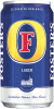 Fosters Lager 750 ml