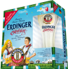 Erdinger Oktoberfest Pack with Bavarian Wheat Beer Glass 5 x 500 ml