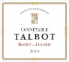 Connetable de Talbot Saint-Julien 2014 750 ml