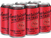 American Vintage - Raspberry Hard Iced Tea 6 x 355 ml