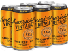 American Vintage Peach Iced Tea 6 x 355 ml