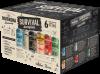 Muskoka Brewery Summer Survival Pack 6 x 473 ml