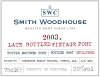 Smith Woodhouse Late Bottled Port 750 ml