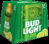 Bud Light Lime 12 x 341 ml