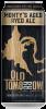 Old Tomorrow Monty's Rye Whisky Aged Ale 473 ml