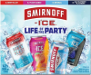 SMIRNOFF ICE - LIFE OF THE PARTY PACK 12 x 355 ml
