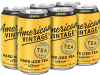 American Vintage Hard Iced Tea Classic Lemon 6 x 355 ml