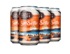 Stanley Park Brewing Sunsetter Peach Wheat Ale 6 x 355 ml