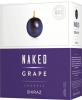 Naked Grape Unoaked Shiraz 4 Litre