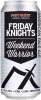 Fort Garry Brewing Friday Knights Weekend Warrior Ale 473 ml