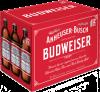 Budweiser Stubby   12 x 355 ml