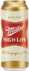 Miller High Life Lager  473 ml