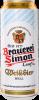 Brauerei Simon Weissbier Hell 500 ml