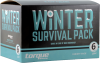 Torque Brewing Winter Survival Pack 6 x 355 ml