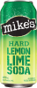 Mike's Hard Lemon Lime Soda 473 ml