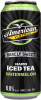 American Vintage Barely Sweet Watermelon Iced Tea 473 ml