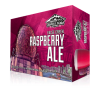 GRANVILLE ISLAND FALSE CREEK RASPBERRY ALE 12 x 355 ml