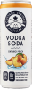 Cottage Springs Vodka Soda Ontario Peach 355 ml