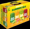 Bud Light Summer Mix Pack 12 x 355 ml
