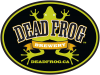 Dead Frog Obsidian Dagger Noir IPA Howler 946 ml