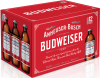 BUDWEISER STUBBY  12 x 341 ml