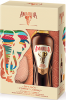 Amarula Cream Liqueur Gift Pack with 2 Glasses 750 ml