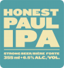 Brewsters Brewing Honest Paul IPA Howler