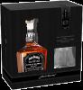 Jack Daniel's Single Barrel whiskey with Glass 750 ml