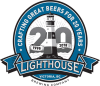 Lighthouse Night Watch Coffee Lager Growler