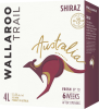WALLAROO TRAIL SHIRAZ 4L 4 Litre