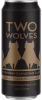 Two Wolves Brewing Great Plains Brown Ale