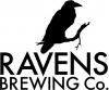 Ravens Brewing Corvus Lingonberry Lime Gose Growler 1.89 Litre