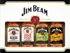 Jim Beam Sample Pack 4 x 50 ml