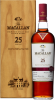 THE MACALLAN 25 YEAR OLD HIGHLAND SINGLE MALT SCOTCH WHISKY 750 ml