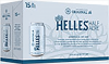 Great Western Brewing Original 16 Helles Half Acre Lager 15 x 355 ml