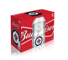 Budweiser Jets Whiteout Pack 12 x 355 ml