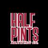 Half Pints Milkshake IPA Howler 946 ml