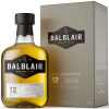 BALBLAIR 12 YO SINGLE MALT SCOTCH WHISKEY 750 ml