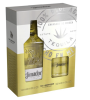 El Jimador Reposado TEQUILA with Rocks Glass Gift Pack 750 ml