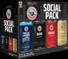 Fort Garry Brewing - Social Pack 12 x 355 ml