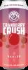 FORT GARRY BREWING - CRANBERRY CRUSH RADLER 473 ml