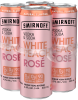 Smirnoff Vodka & Soda White Peach Rose 4 x 355 ml