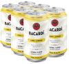 Bacardi - Limon & Lemonade 6 x 355 ml