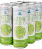 GEORGIAN BAY - LIME SMASHED SODA 6 x 355 ml