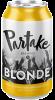 PARTAKE BREWING NON-ALCOHOLIC BLONDE 355 ml