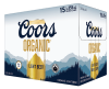 COORS ORGANIC LIGHT BEER 15 x 355 ml