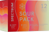 SPECTRUM SOUR PACK 12 x 355 ml