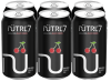 NUTRL 7 VODKA SODA BLACK CHERRY 6 x 355 ml