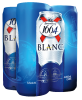 KRONENBOURG BLANC WHEAT BEER 4 x 500 ml